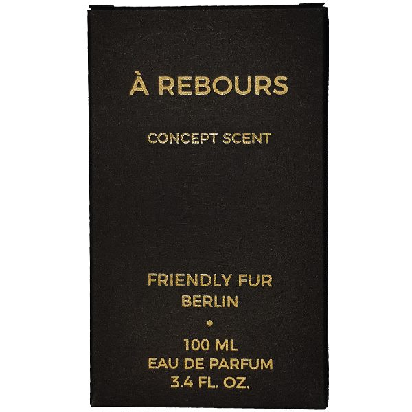 Á Rebours Concept Scent Friendly Fur Berlin