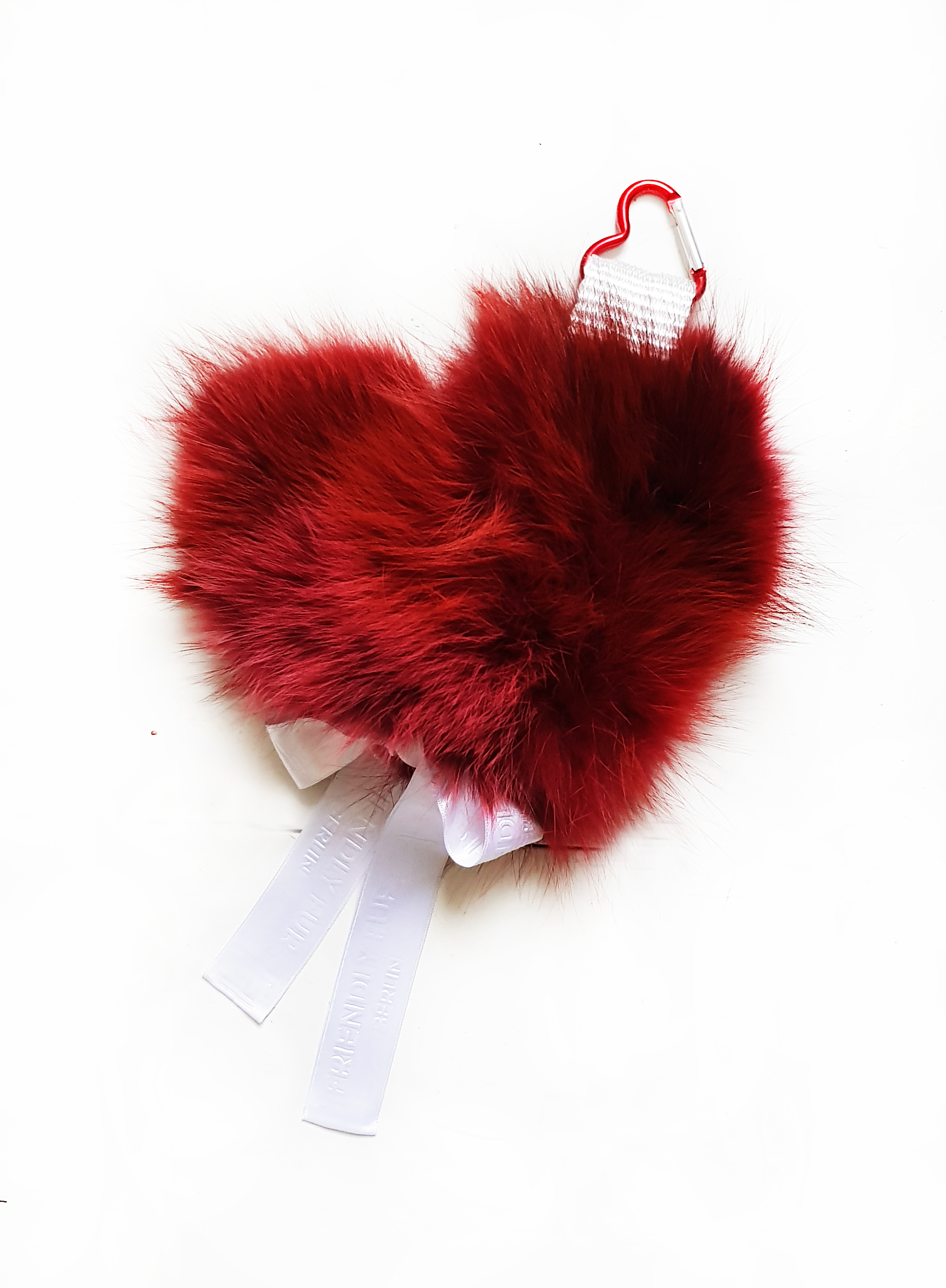 Valentine Heart Hanger for Bags and Decoration